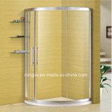 Top Grade Aluminium Glass Bathroom Sanitary Ware Shower Enclosure (NJ-021C)