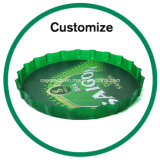 Custom Logo Plastic Beer Tray