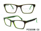 2015 New Arrival and Hot Selling Fashion Handmade Optical Frame for Lady