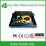 Optical Fiber 1*16 Rack Mounted Splitter Sc