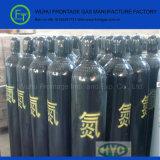 GB5099 200 Bar Industrial Gas Cylinder Nitrogen