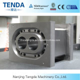 Conical Twin Screw and Barrel for Recycling Granule Extruder
