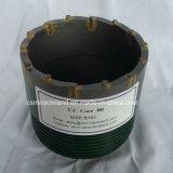 B101 Single Tube Core Barrels T. C Core Drill Bit