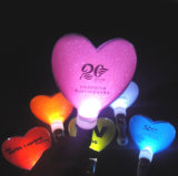Party LED Flashlight Stick with Logo Printed (4015)