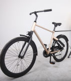 Hot Sale 28′′ Aluminum Bicycle with Rear Coaster Brake (BE-001)