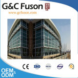 Power Coating Aluminum Glass Curtain Wall Price