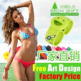 Custom Eco-Friendly Silicone Snap Slap Bracelet Wristband