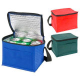 Hot Selling Outdoor Polyester Insulated Lunch Bag Cooler Bag