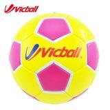 Machine Sewing PVC Leather Football Ball Size 5 Bulk