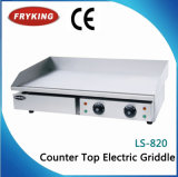 Ls-820 Counter Top Electric Flat Plate Griddle