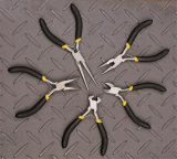 "Hand Tools 5PCS Mini Pliers Set 4.5"" OEM DIY"
