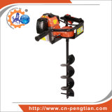 52cc Professional Earth Auger with 100mm; 150mm & 200mm Auger Bits