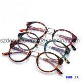 Wholesale Latest Fashion Tortoise Acetate Optical Frame Eyeglasses