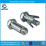 DIN Stainless Steel/Carbon Steel Sleeve Type Expansion Anchor Bolt/Through Bolt /Sleeve Wedge Anchor Bolt for Conceret