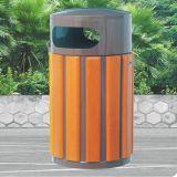 60L Wooden Trash Receptacles for Sale