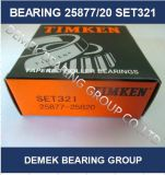 Hot Sell Timken Inch Taper Roller Bearing 25877/25820 Set321