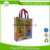 Large Size Waterproof Laminated Nonwoven Tote Shopping Bag
