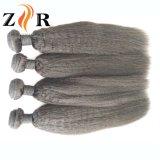 100% Unprocessed Human Hair Weft Wholesale Peruvian Virgin Kinky Hair
