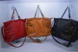 2016 Newest Design Washed PU Leather Handbag Fashion Women Bags