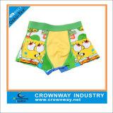 100% Cotton Cute Cartoon Print Boys Boxer Shorts Underwear