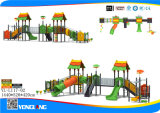 CE Approved Used Commercial Playground Equipment Sale