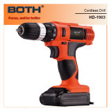 1.3ah 10.8V Rechargeable One Speed Cordless Drill (HD1906-1013)