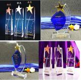 Crystal Souvenir Gift Crystal Star Trophy
