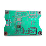 Multi-Layer PCB with Half Hole Manufacturing