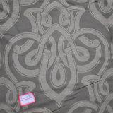 Green Polyester Spandex Blend Elastic Mesh Fabric / Fashion Cloth Fabric