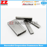 Finish Grind Tungsten Cemented Carbide Strips for Sand Making K10, Yg6
