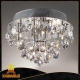Polished Chrome Crystal Hotel Ceiling Lights (KAC8701-9)
