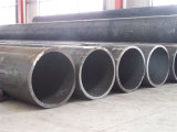Carbon Q235B S235jo Round Steel Pipe for Lighting Poles