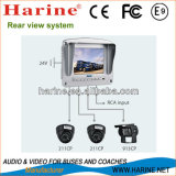 "5.6"" Car Bus Parking Surveillance Camera Systems"