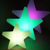 Christmas Light LED Stars Battery Operated Remote Control