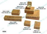 Golden Jewellry Set Box Handmade Wooden Packing Box