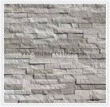 Nature White Wooden Marble Slate Culture Stone