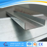 C Stud/U Track/Wall Angle/Steel Frame/Steel Profile/Steel Channel 50*30*0.5mm