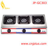 Kitchen Product Three Burner Gas Cooker Jp-Gcg303
