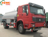 10000 Liters HOWO Euroii 290HP off Road 4X4 Oil Truck