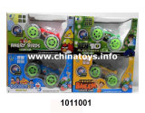 New Remote Control Tumbling Flipping Car Toy (1011001)