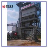 80 T/H Wet Dust Collction Environmental Protection Asphalt Mixing Plant with Low Emission