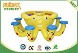 Hot-Selling Octopus Shaped Sand Table for Kids at Kindergarden