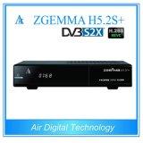 Powerful Zgemma H5.2s Plus Satellite Receiver Triple Tuner DVB-S2+DVB-S2/S2X/T2/C IPTV Set Top Box
