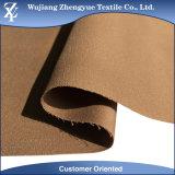 Woven Plain Dyed Cotton Nylon Spandex Stretch Garment Fabric