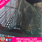Round Hole Punching Net Perforated Mesh (manufacturer) Ss304