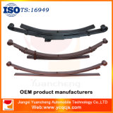 Most Popular 90*13mm Leaf Spring for Heay Duty Truck