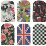 Fashionable Design Water Transfer Nail Art Stickers Nail Sticker