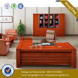 Wooden Melamine Office Furniture L-Shape Office Desk (NS-NW187)