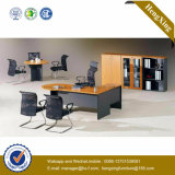 Melamine Wooden Office Furniture L-Shape Office Table (NS-NW172)
