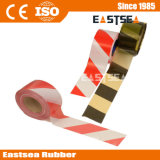 Yellow/Black or Orange/White PE Adhesive Traffic Safety Caution Stripe Tape